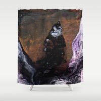 tokyo ghoul Shower Curtains featuring GHOUL by ..........