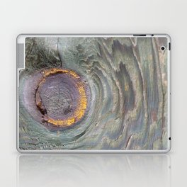 Materia 8 - Wood Laptop & iPad Skin