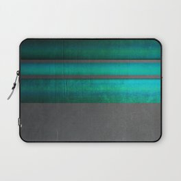"""Architecture, cement texture & colorful II"" Laptop Sleeve"