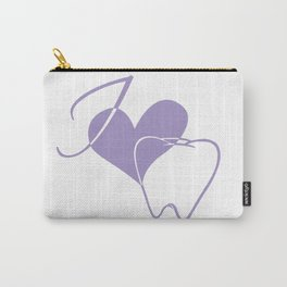 I (heart) Tooth Carry-All Pouch