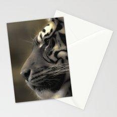 Golden Tiger 3 Stationery Cards