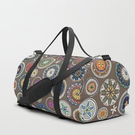 pango mandala truffle Duffle Bag