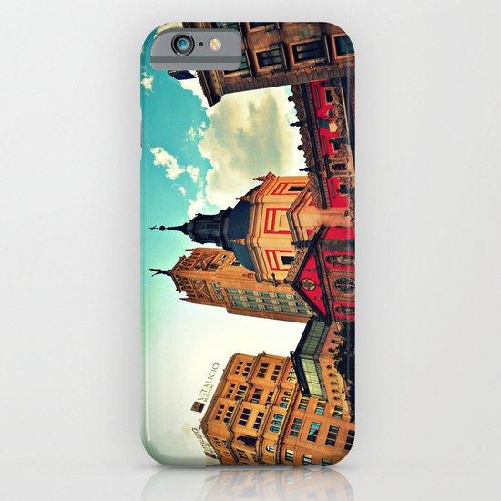 Madrid Sky iPhone & iPod Case