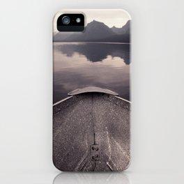 Calm Shores iPhone Case
