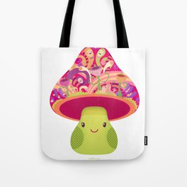 Mrs. Shroom Tote Bag