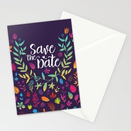 Save the Date Stationery Cards