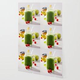 green smoothie Wallpaper