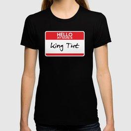 King Tut Egyptian Pharoah Halloween Costume King Pyramid Ancient Egyptian Trick or Treat Gift T-shirt