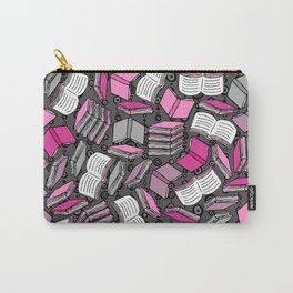 So Many Books... Carry-All Pouch