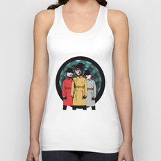 Critical time Unisex Tank Top