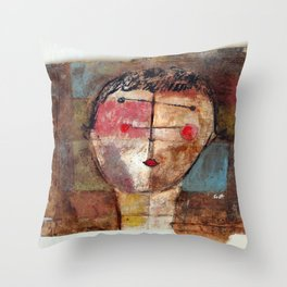 Yes Sir Throw Pillow