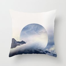 Daydreaming.  Throw Pillow