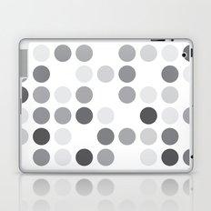 GREYS WHITE Laptop & iPad Skin