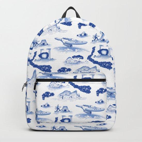 Pop Porcelain- Final Frontier Backpack