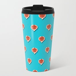 Fig Lover #society6 #decor #buyart Metal Travel Mug