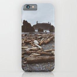 Ruby Beach iPhone Case