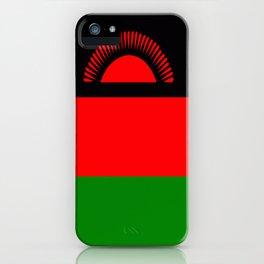 Flag of Malawi iPhone Case