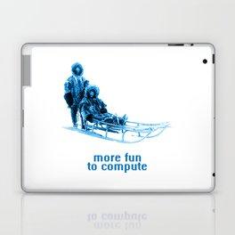 - more fun to compute - Laptop & iPad Skin
