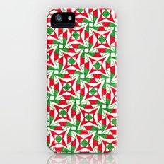 Christmas Stars Slim Case iPhone (5, 5s)