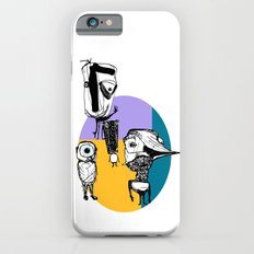 Monsters´s Familiy Slim Case iPhone 6s