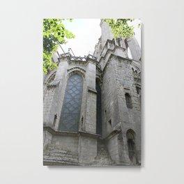 Chartres  Metal Print