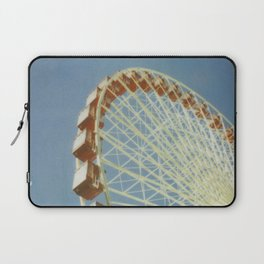 At the Pier Laptop Sleeve