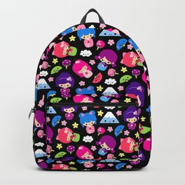 Kawaii Kokeshi J-Pop! Backpack