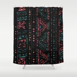 3D Ethic BG II Shower Curtain