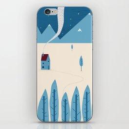Little House iPhone Skin