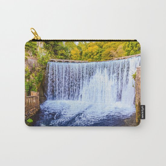 Monk's waterfall Carry-All Pouch