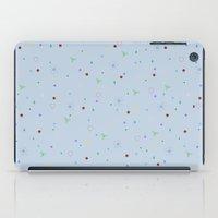 confetti iPad Cases featuring CONFETTI by Megan Watt