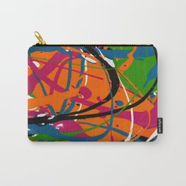 Wet Paint no. 04 Carry-All Pouch