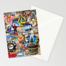 Travelling Again Soon Stationery Cards