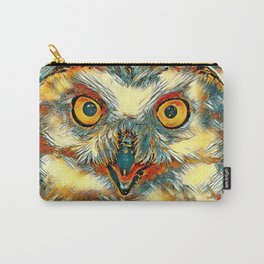 AnimalArt_Owl_20170904_by_JAMColorsSpecial Carry-All Pouch