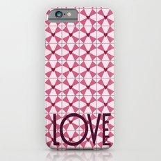 KaleidoLove iPhone 6 Slim Case