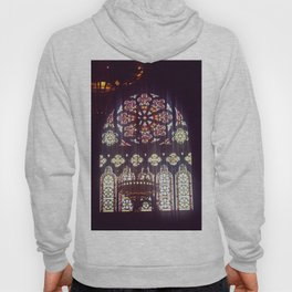 Stained Glass Church Hoody