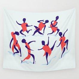alors on danse Wall Tapestry