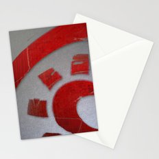 Red Sun Stationery Cards