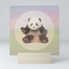 Save the Giant Panda - Endangered Species 5 Mini Art Print