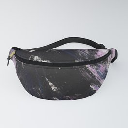 Rock music background Fanny Pack
