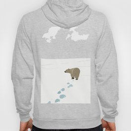 Meanwhile, in Antarctica Hoody