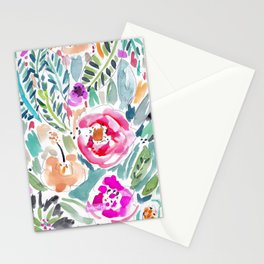 Walk in the Park Floral Stationery Cards