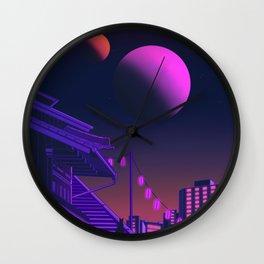 Vivid Dream Wall Clock