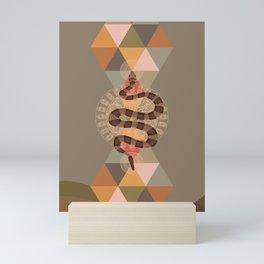 Daydream - Snake  Mini Art Print