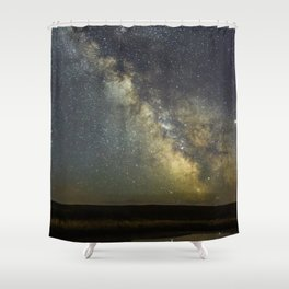 Magnificent Milky Way Shower Curtain
