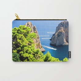 Italy, Capri Carry-All Pouch