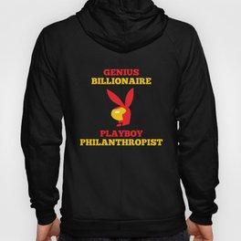 Genius Billionaire Playboy Philanthropist Hoody