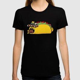 Pug Taco T-shirt