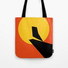 Minimalist Movie Poster Tote Bag