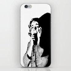 Lila Crane iPhone & iPod Skin